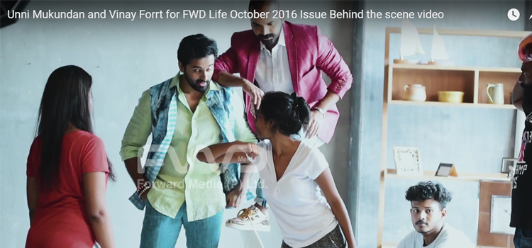 fwd-life-unni-mukundan-and-vinay-forrt-for-fwd-life-behind-the-scene-video-image-1