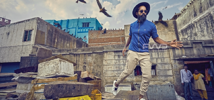 FWD Life Step Up To Fashion with actor photographer Shani Shaki (1)